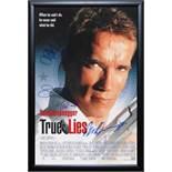 True Lies - Signed Movie Poster