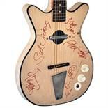 Sex Pistols Signed Guitar