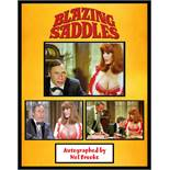 Blazing Saddles Women Stampeded Collage