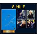 8 Mile Signed Script Collage