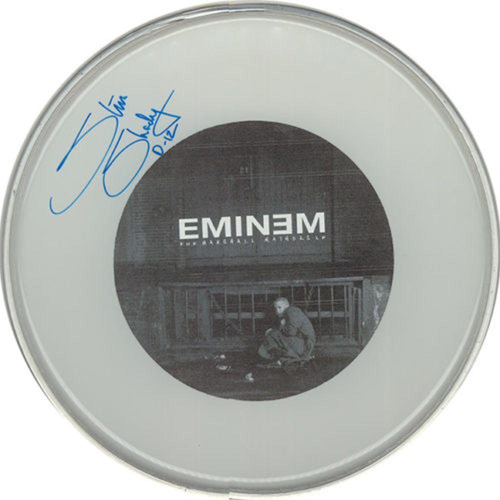 Eminem Drum Head