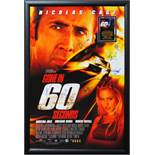 Gone in 60 Seconds - Signed Movie Poster