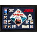 Jaws - Signed No Swimming Sign