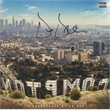 Dr. Dre Signed Soundtrack Album