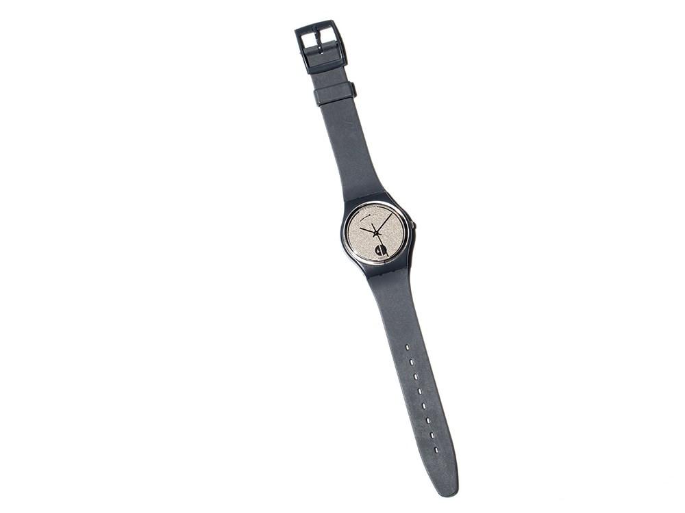 Lot 1 - Elegant 'High Moon' Swatch, Switzerland, 1987 High Moon GA107Switzerland, 1987Classic Swatch