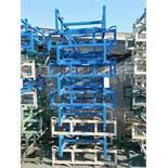 Barrel Racks (Qty 10) - Sub to Bulk | Reqd Rig Fee: $50