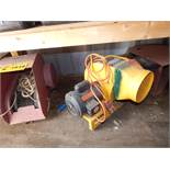 LOT/ (2) BOOT BOY POWERED BOOT BRUSHES AND BLOWER (SC 332)