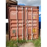 40' SEA CONTAINER, S/N: N/A (SC 332) (DELAYED DELIVERY) (CI)