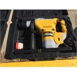 Unused Huskie 11218SDS Rotary Hammer Drill,