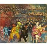 Jean DufyTrio de clowns musiciens