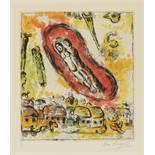 Marc ChagallLe nuage aux amoureux