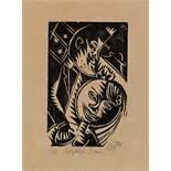 Otto DixMann und Weib (Nächtliche Scene)