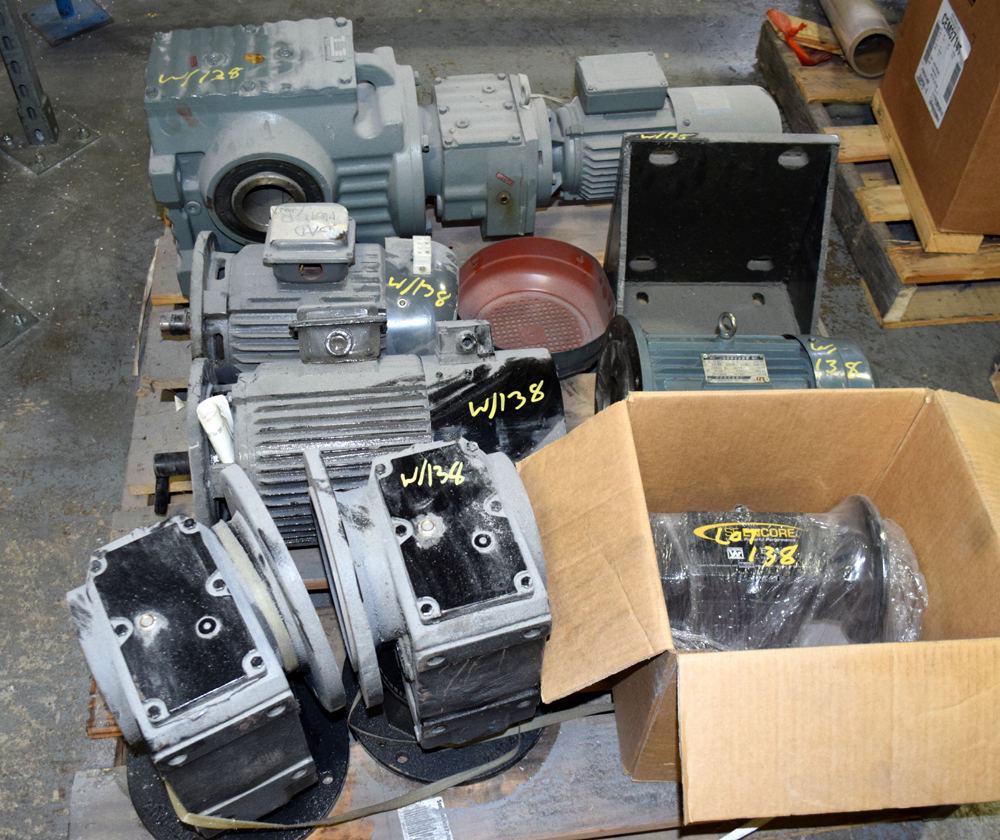 Motors & Reducers