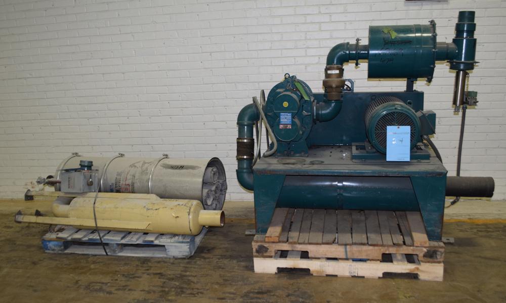 Walton Stout Vacuum Loading System