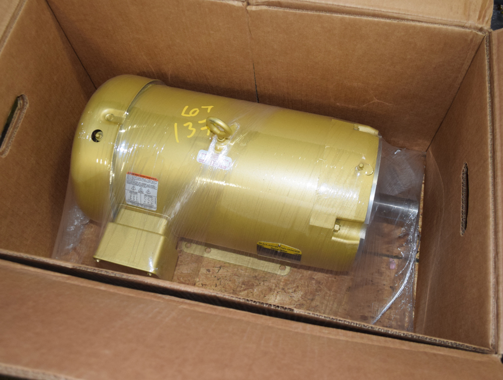 Unused Baldor Motor