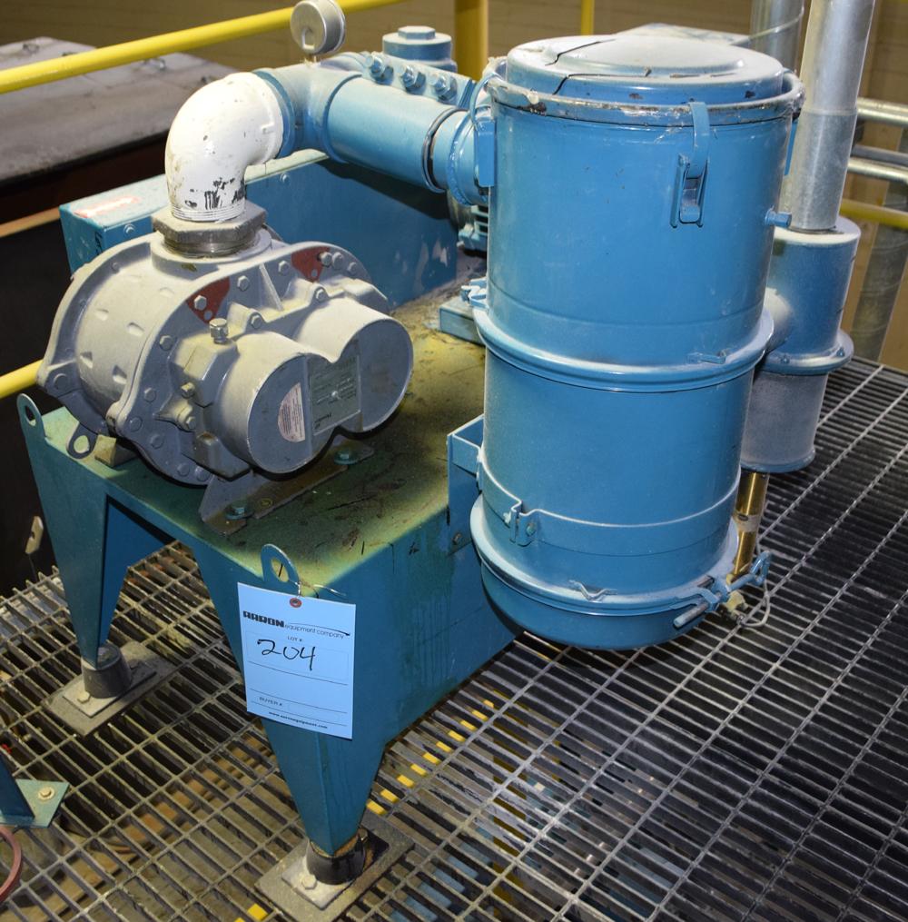 Lot 204 - Novatec Vacuum Loader