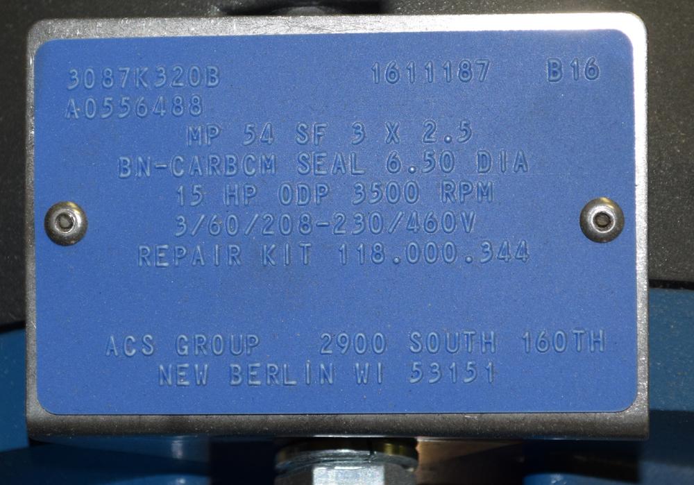 Lot 119 - Centrifugal Pumps