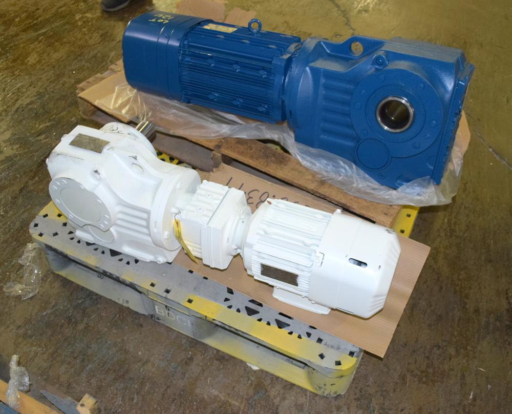 Unused Gear Motors - Image 2 of 6