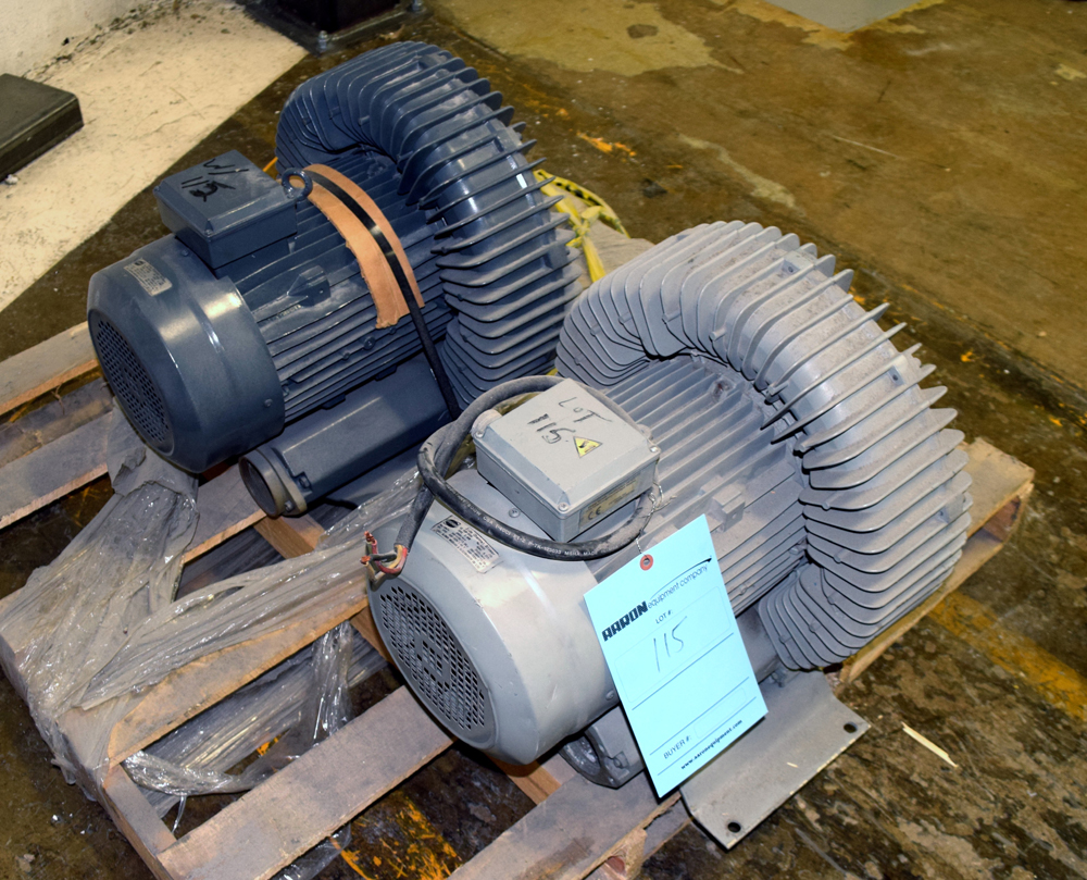 Side Channel Blowers - Image 2 of 5