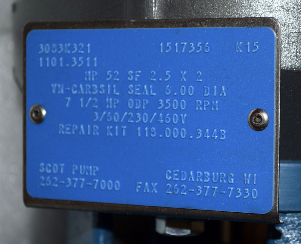 Unused Centrifugal Pumps - Image 3 of 6