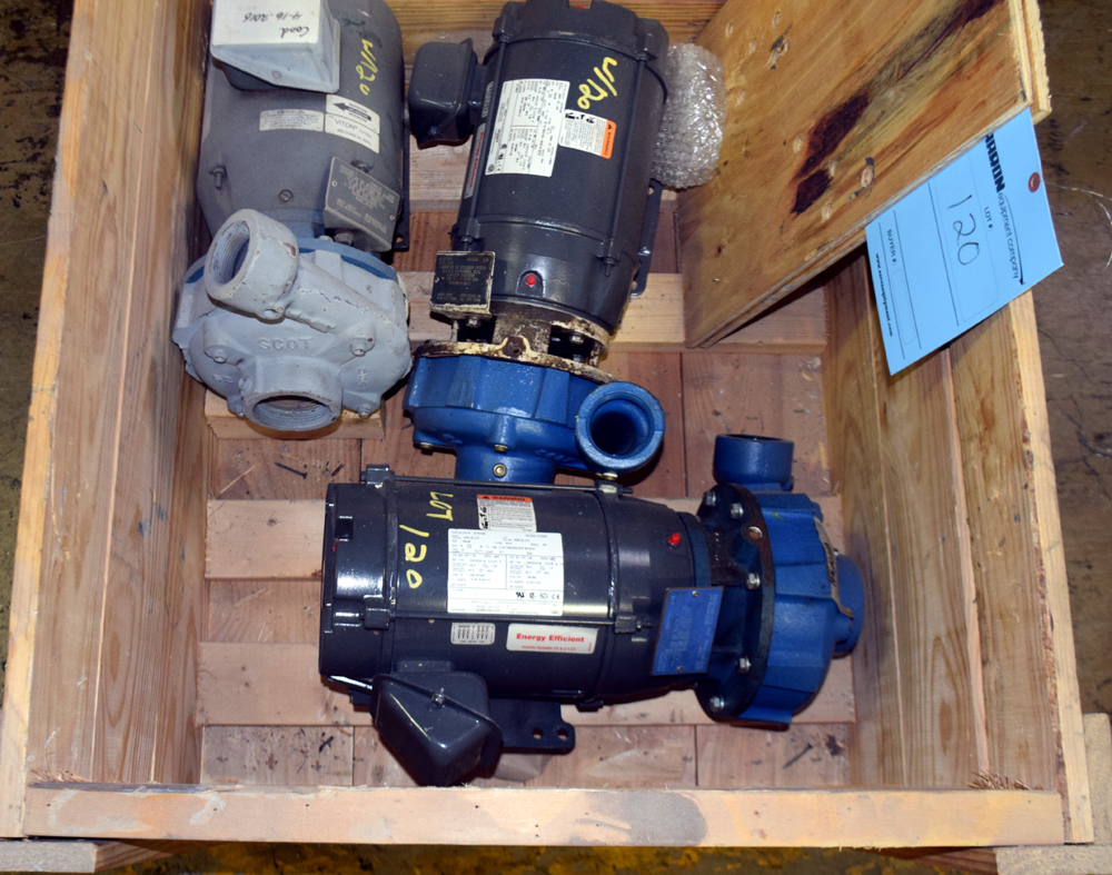 Centrifugal Pumps - Image 2 of 7