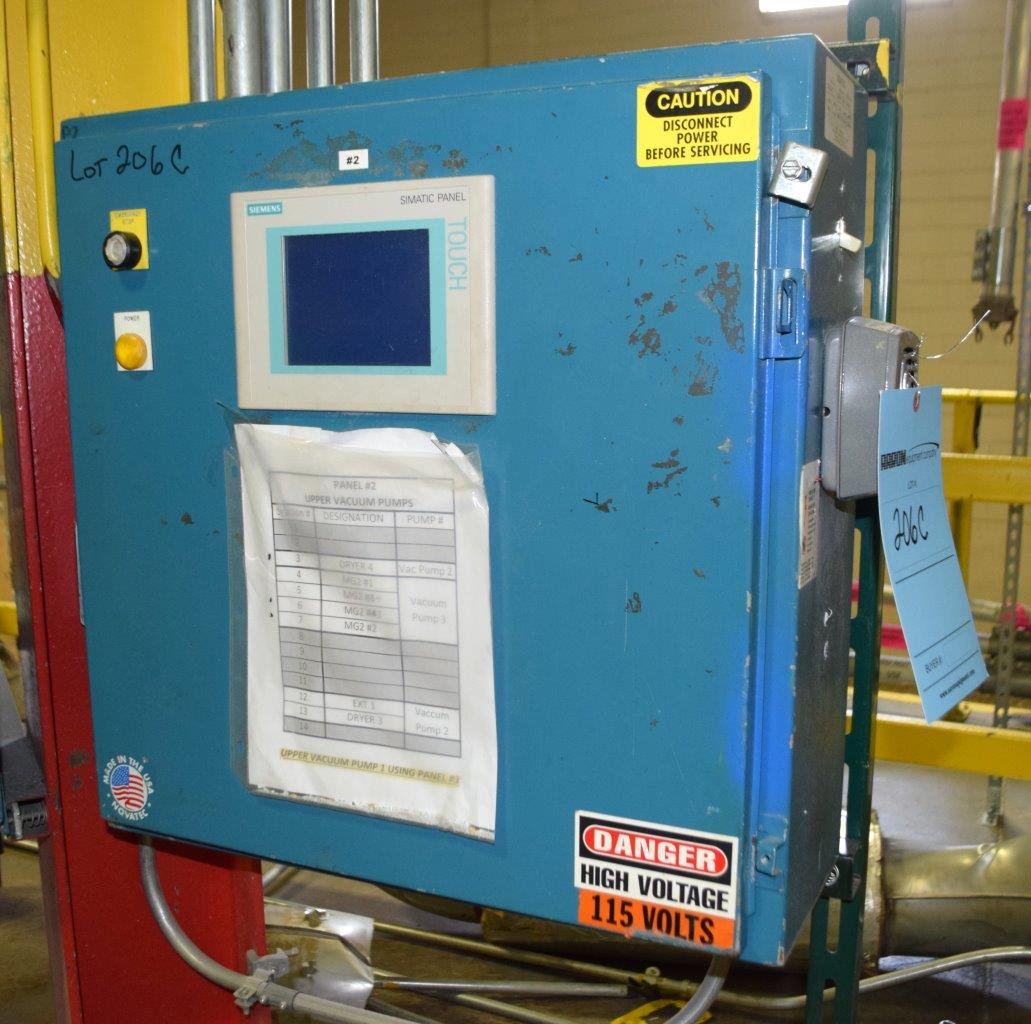 Lot 206C - Vacuum Loading Panel