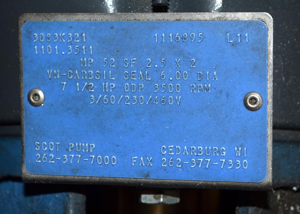 Lot 120 - Centrifugal Pumps