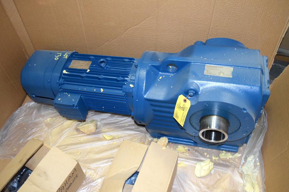 Unused Sew Eurodrive Gear Motor