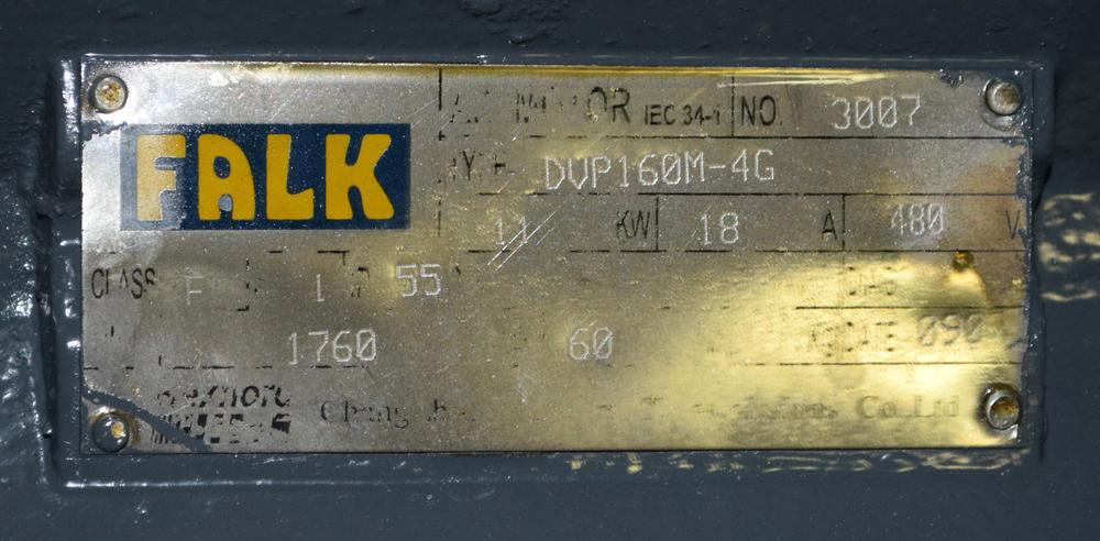 Lot 125 - Falk Motor