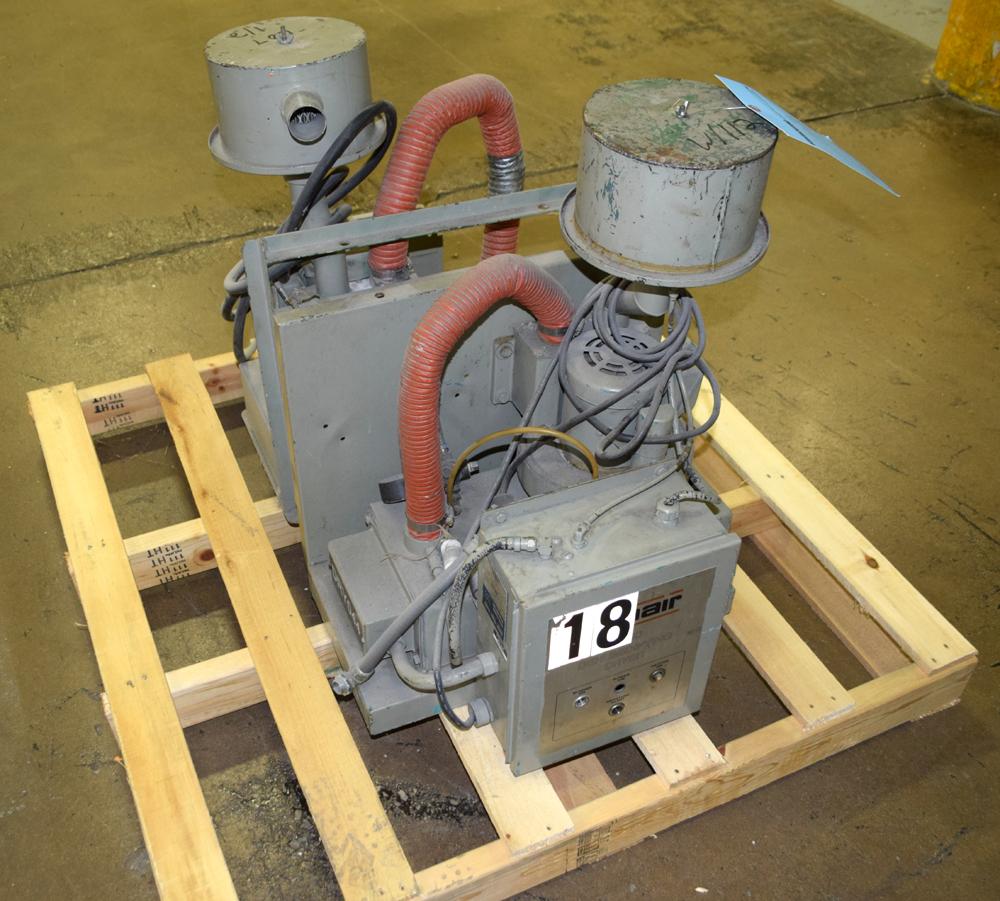Lot 112 - Dehumidifying Dryers
