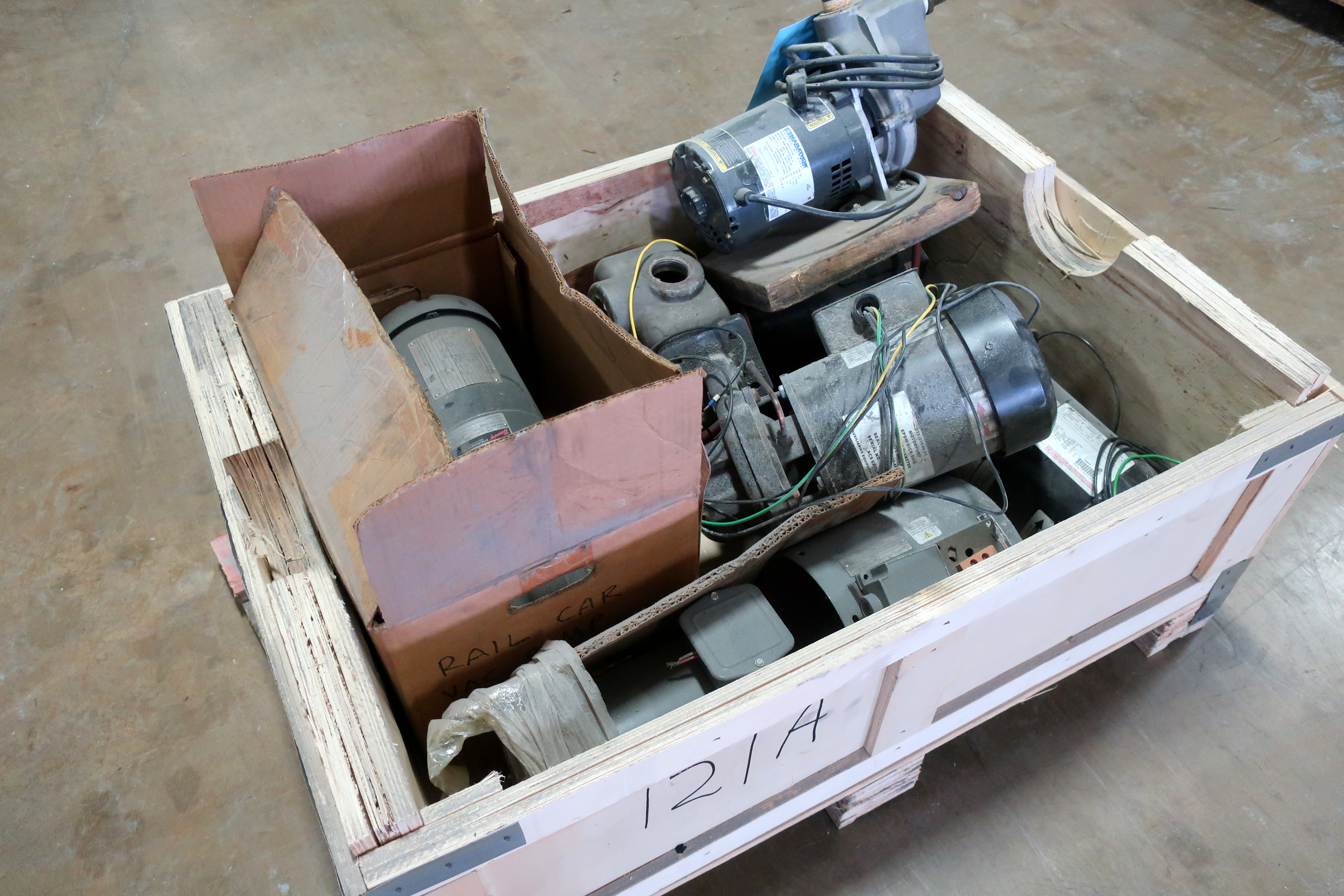 Pumps and Motors - Image 4 of 4