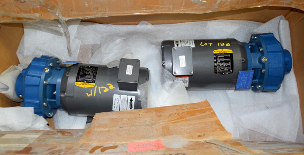 Unused Centrifugal Pumps