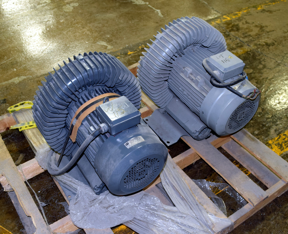 Side Channel Blowers - Image 3 of 5
