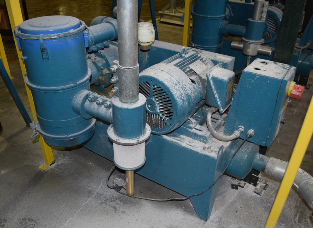 Lot 202 - Novatec Vacuum Loader