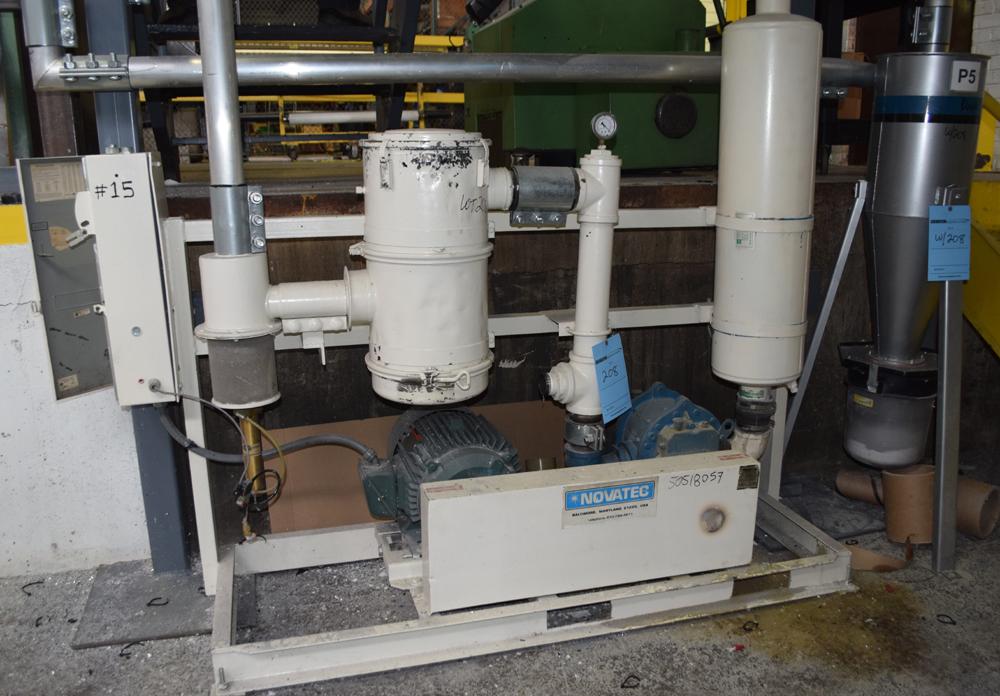 Lot 208 - Novatec Vacuum Loader