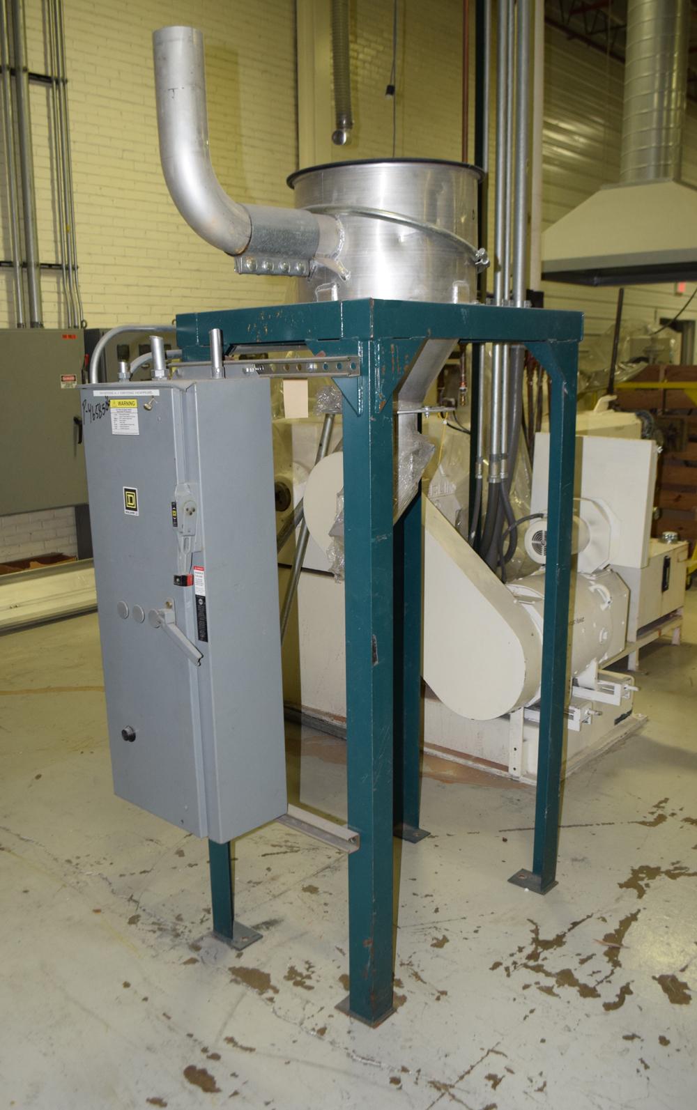 Lot 214 - Walton Stout Vacuum Loading System