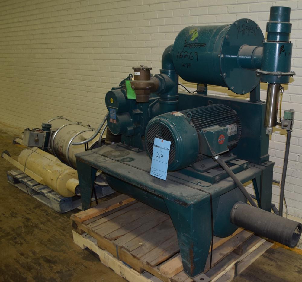 Walton Stout Vacuum Loading System - Image 3 of 7