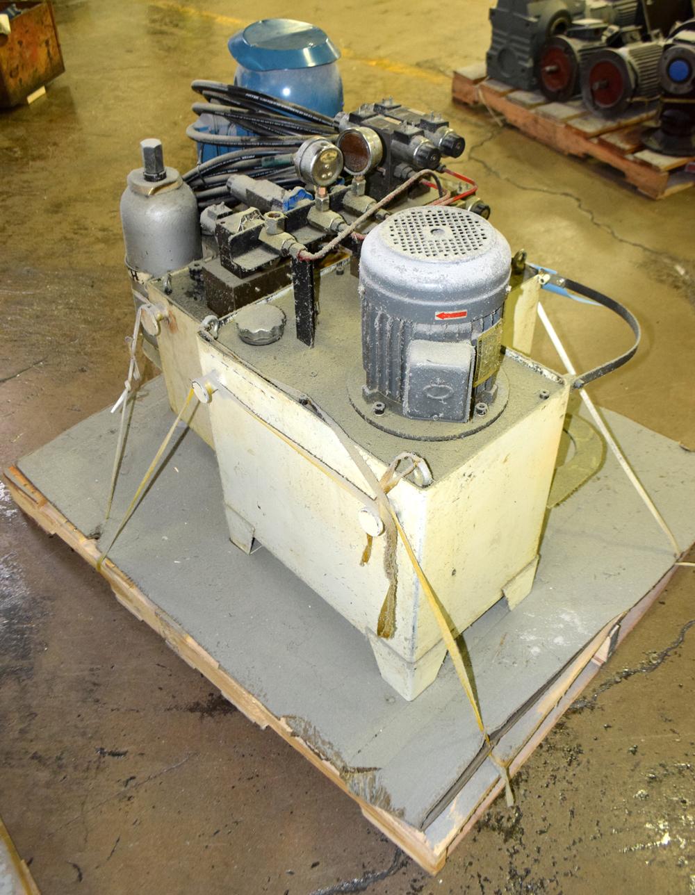 Hydraulic Power Packs - Image 3 of 3