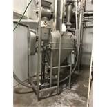 """Shick Tube-Veyor Centrifugal Sifter - S/S, Sifting Screen Dimensions Approximately 12"""" diameter x"""
