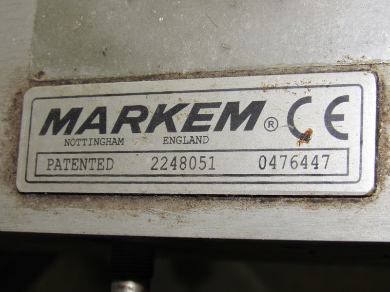 Markem CE Label Printer Applicator for Boxes on Tripod -- - (LOCATED IN IOWA, RIGGING INCLUDED - Image 5 of 7