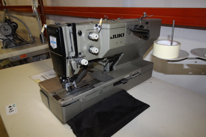 Lot 43 - Juki Bar Tacker Sewing Machine 3phase, M#LBH793