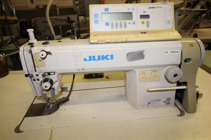 Lot 52 - Juki Straight Stitch Sewing Machine 3phase, M#DLN 5410-n7