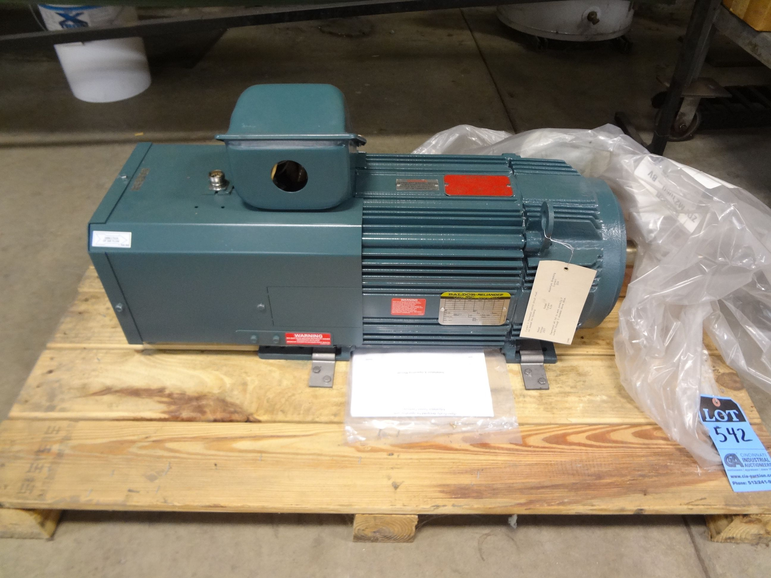 60 Hp Baldor Model Zdpm21060 Bv Rpm Ac Inverter Duty Motor