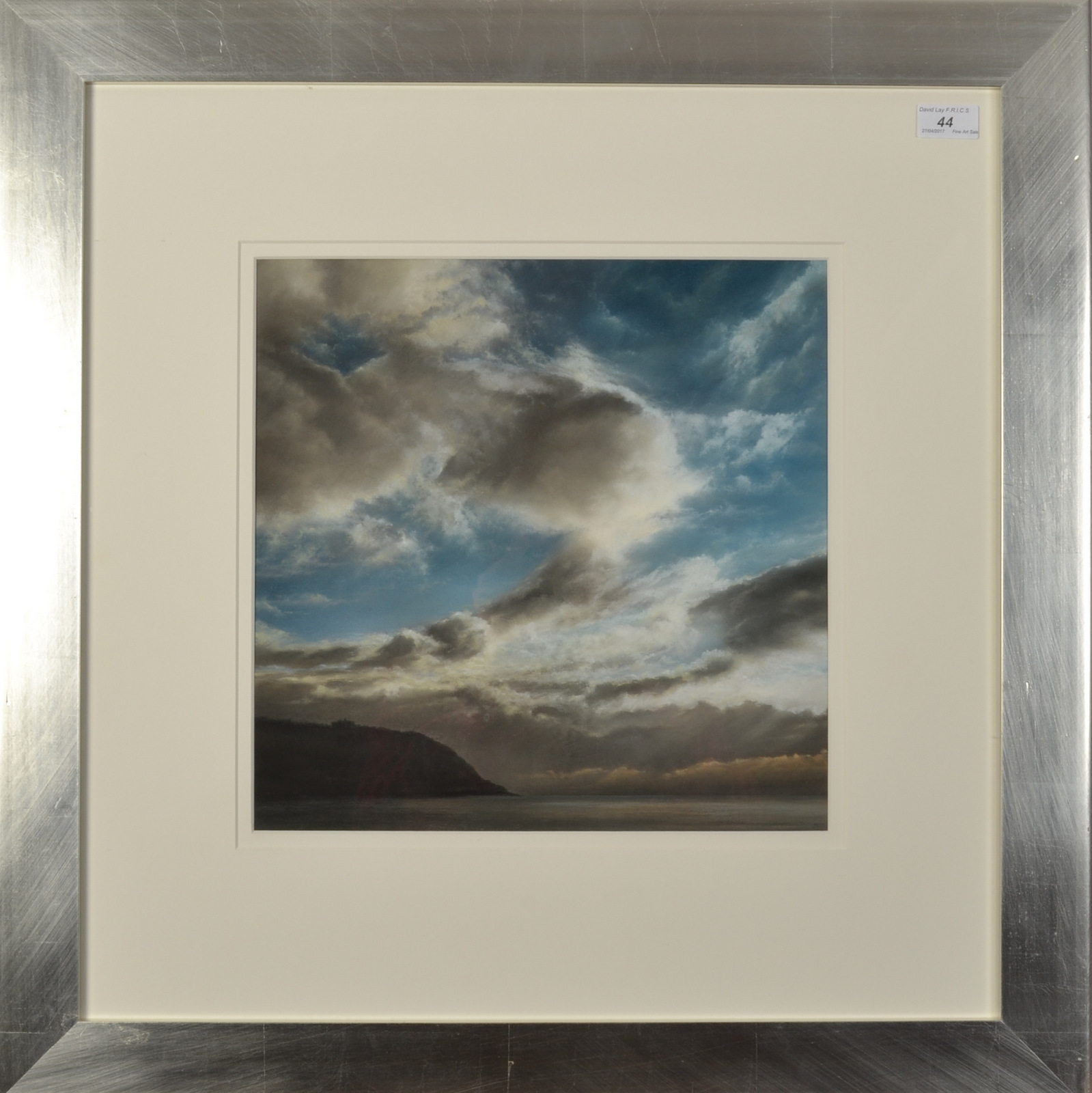 Lot 44 - JOHN HOWARD Dusk,
