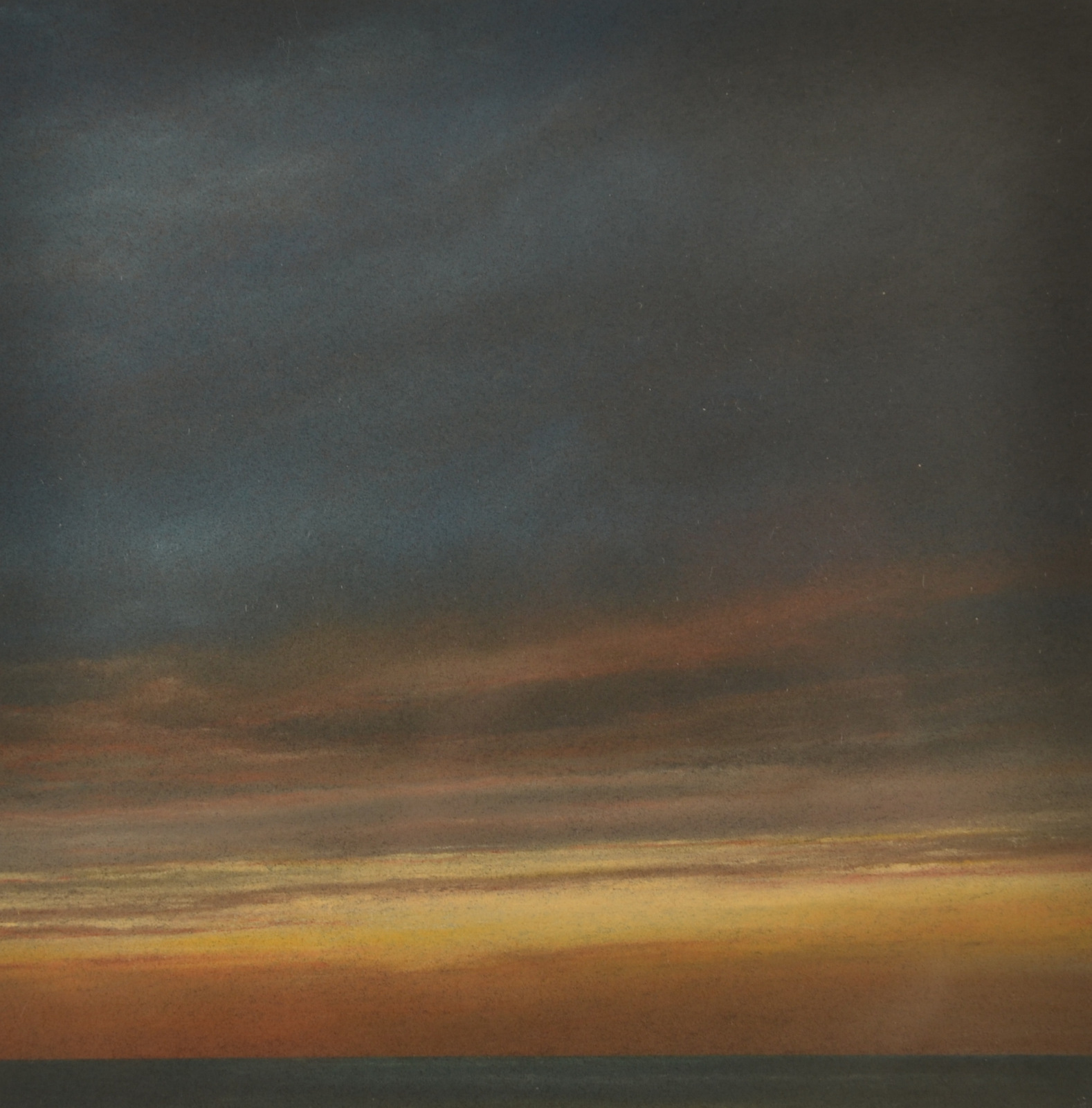 Lot 47 - JOHN HOWARD Sunset Study II,