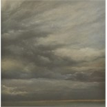 Lot 45 - JOHN HOWARD Storm Clouds,