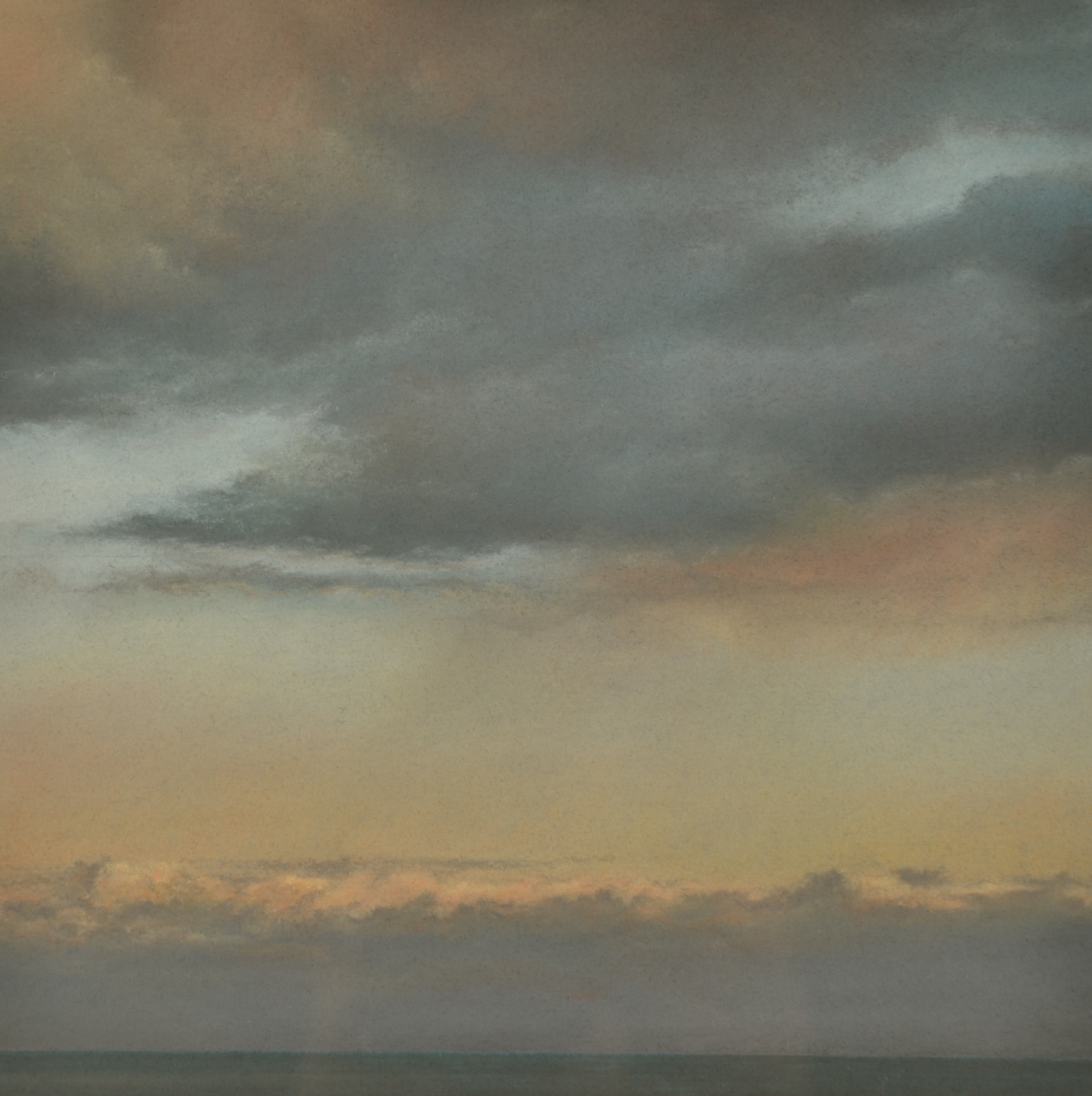 Lot 46 - JOHN HOWARD Sky Study 1,