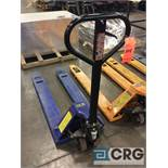 Equip Rite 5500 lb cap narrow fork pallet jack