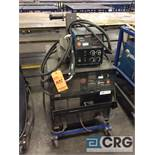 Miller CP-302 CV/DC welder, 44 max OCV, 3 phase, With 60 Series wire feed