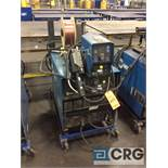 Miller DELTAWELD 302 CV/DC welder, 44 max OCV, 3 phase,With 70 Series wire feed